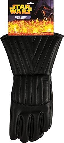 Adult's Darth Vader™ Gloves (Vader Gloves)