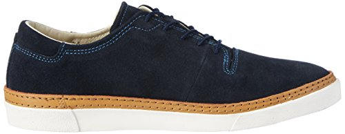 Marc O'Polo 70123803401300 Lace Up Shoe, Chaussures Derby Homme Bleu (Navy 890)