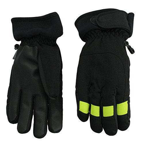 Winter Sports Jerry`s Furry Mini Gloves-lime-one Size Wide Varieties Sporting Goods