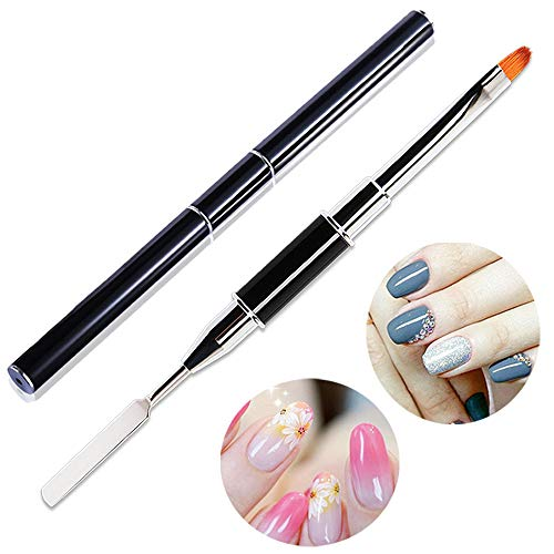 PolyGel Brush and Picker Brushes tools for PolyGel UV Gel Nails