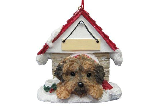 Yorkipoo Dog Doghouse