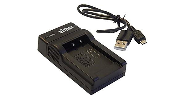 vhbw Micro USB Cable de Carga para cámara Sony Handycam DCR ...