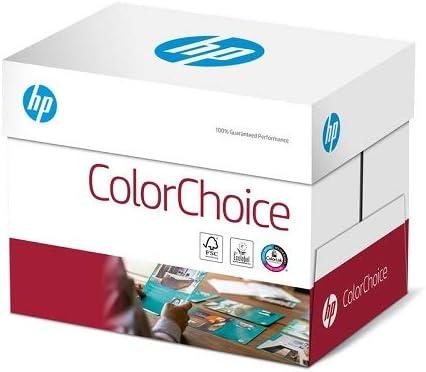 Hewlett Packard CHP350/82711 - Papel Laser A4 100Gr 500 Hojas Pack 5/Laserjet 2200: Amazon.es: Oficina y papelería