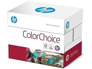 Lot de 4boîtes de rames de papier pour imprimante HP Laser - 500feuilles par rame - Format A3- 420x297mm - 100g/m²