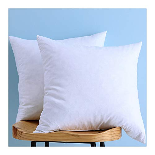 18 inch by 18 inch pillow insert - 4