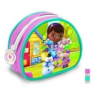Produit sous licence officielle Disney-monnaie pour fille Motif Doc McStuffins