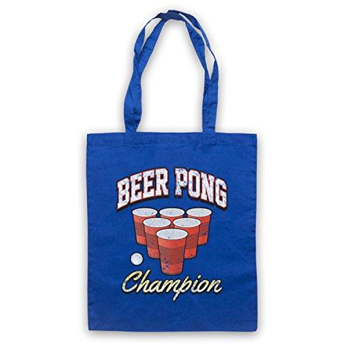 custodia Beer Blu Champion Pong borsa qff7nwxXP