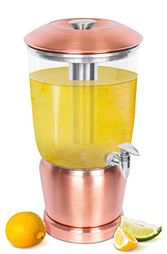 beverage dispenser copper - 3