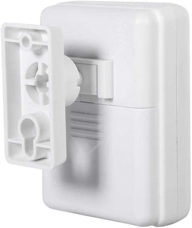 Movimiento de alarma de timbre , Camino de patrulla Garaje Sensor de movimiento Alerta inal/ámbrica Sistema seguro Alarma Timbre de la UE Enchufe