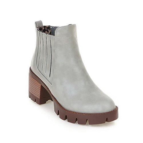 Adee - Botas para mujer gris