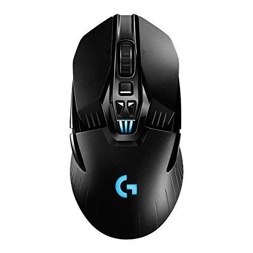 LOGITECH G703 LIGHTSPEED Wireless Optical Advanced Gaming Mouse Powerplay Black