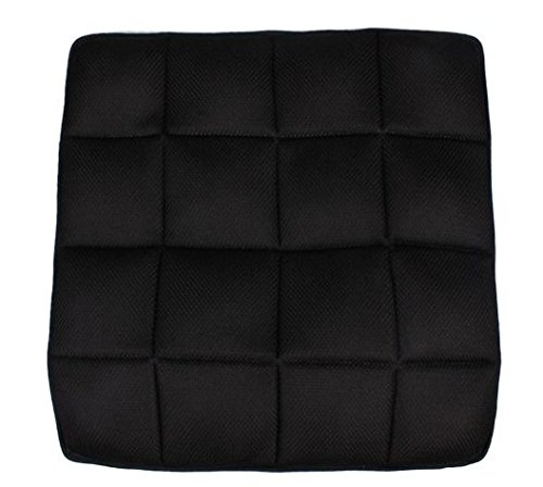 JQWORKLAND Bamboo Charcoal Breathable Car Seat & Office Chair Cushion Pad Mat