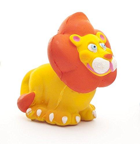 Juguete de caucho natural LION: Amazon.es: Bebé