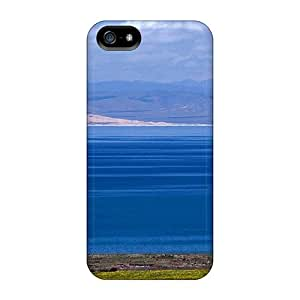 WhRivera Fashion Protective Namsto Lake - Tibet Case Cover For Iphone 5/5s