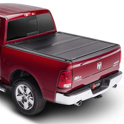 BAKFlip F1 Hard Folding Truck Bed Tonneau Cover | 772327 | fits 2015-19 Ford F150 6' 6