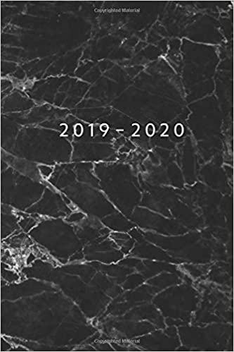 Amazon.com: 2019 - 2020: Weekly Planner Starting May 2019 ...