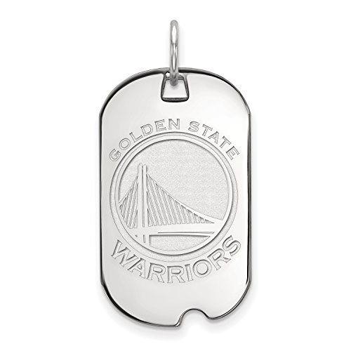 ver NBA Golden State Warriors Small Dog Tag ()