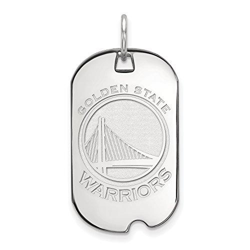LogoArt Golden State Warriors Small Dog Tag ()