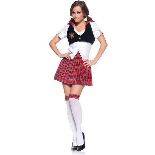 Women's Sexy Schoolgirl Costume - Reformed for $<!--$49.17-->