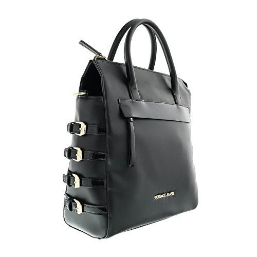 Versace EE1VOBBE3 E899 Black Shopper/Tote - Men Bag Versace
