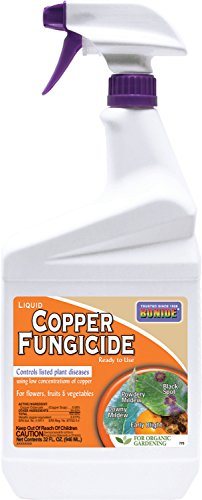 Bonide Copper Fungicide Rtu Natural 1 Qt