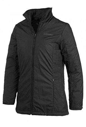 Schöffel Marken-2-in-1-Funktionsjacke, khaki Damenjacke Damen Jacke outdoor Ski
