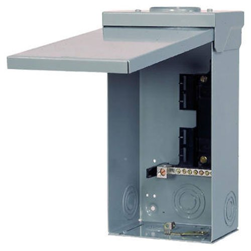 Siemens Energy W0408ML1125U 125-Amp Main Lug Load Center