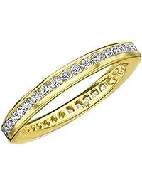 b1dba6749cac .50CT Classic Channel Set Diamond Eternity Ring