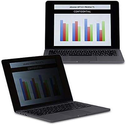 Apple MacBook Compatible – Premium Black Privacy Screen and Blue Light  Screen Protector– Anti-Glare, Anti-Scratch, Blocks 96% UV (MacBook Air  13-inch,