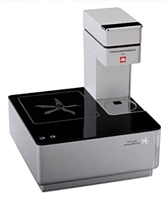 Illy Francis Francis! Y1 Iperespresso Machine in Black with 2 Free Capsules Boxes