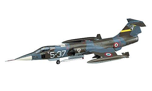 HASEGAWA 00447 1/72 F-104S/F-104G Starfighter(Italian/Luftwaffe) Starfighter Italian
