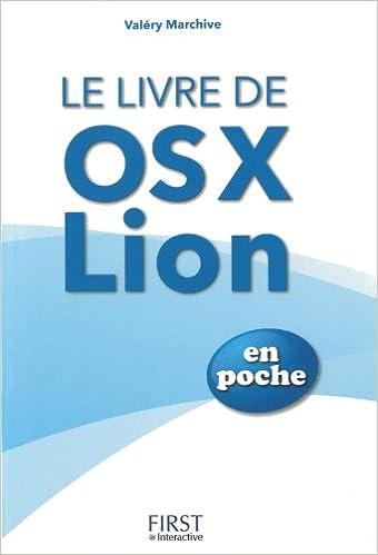 En ligne téléchargement gratuit LIVRE D'OS X LION EN POCHE epub, pdf