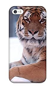 Chad Po. Copeland's Shop Cheap 8079400K46938078 Case Cover Skin For Iphone 5/5s (tiger Snow Wide)