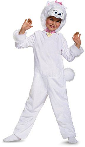 Gidget Deluxe The Secret Life of Pets Universal Costume, (Secret Service Costume Kids)