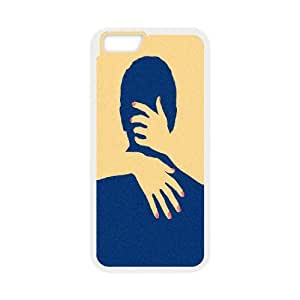 """FLYBAI Hold together hand Phone Case For iPhone 6 (4.7"""") [Pattern-4]"""