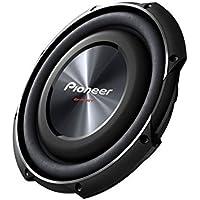 Pioneer TSSW2502S4 Slim 10-Inch SUB 1200W MAX/300W RM