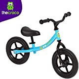 TheCroco Lightweight Balance Bike for Toddlers and Kids