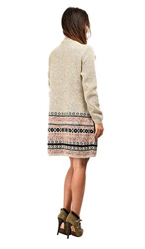 maglione Multicolore For Abito Her Paris ANITA Donna 8Yt8v