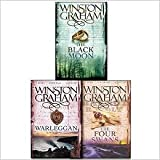 img - for Winston Graham Poldark Series Trilogy Books 4, 5, 6, Collection 3 Books Set, (The Four Swans: A Novel of Cornwall 1795-1797, The Black Moon: A Novel of Cornwall 1794-1795 and Warleggan: A Novel of 1792-1793) book / textbook / text book
