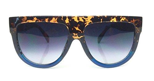 4679c5aee35 Square Aviator Gradient Sunglasses Boyfriend product image