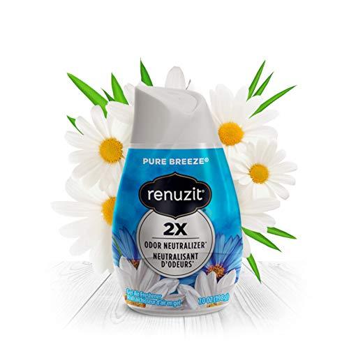 (Renuzit Adjustables Air Freshener, Pure Breeze, 7 Ounce)