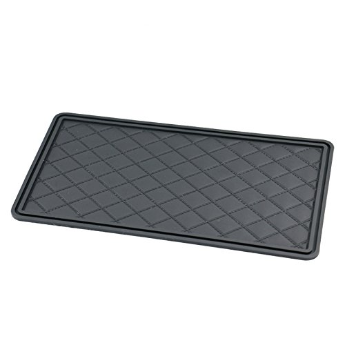 Follicomfy Anti-Slip Car Dash Grip Pad Auto Extra Large Non-Slip Mat For Cell Phone,Keychains,Sun - Glasses Sillouette