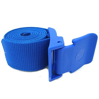 IST Nylon Webbing Diving Weight Belt, Plastic Fold Over Buckle - Weight Ist Belt