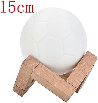 Lámpara de Mesa con luz LED 3D USB para futbolín: Amazon.es ...