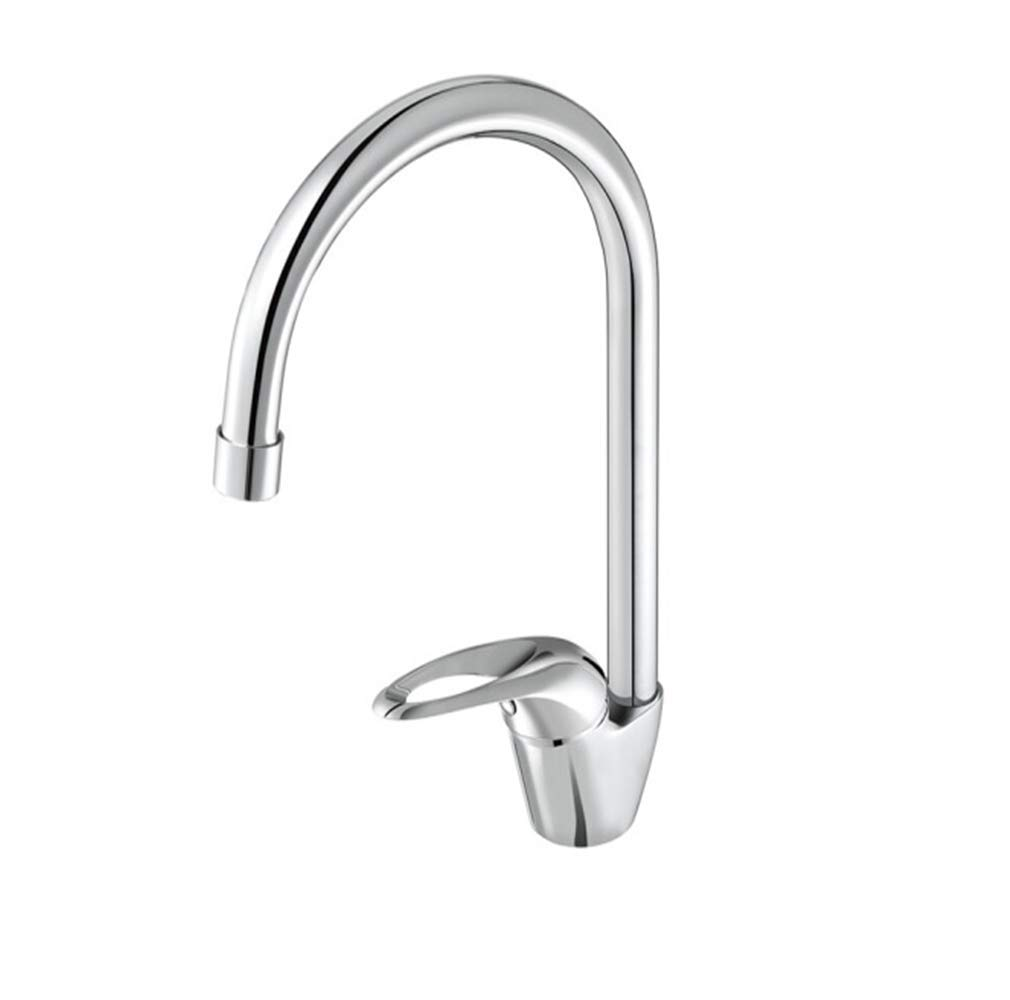 Kitchen Taps Faucet Modern Kitchen Sink Taps Stainless Steelsingle Cold and Hot Kitchen Faucet Healthy Faucet