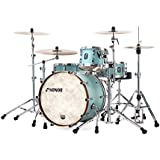 """Sonor SQ1 24"""" 3-piece Shell Pack - Cruiser Blue"""