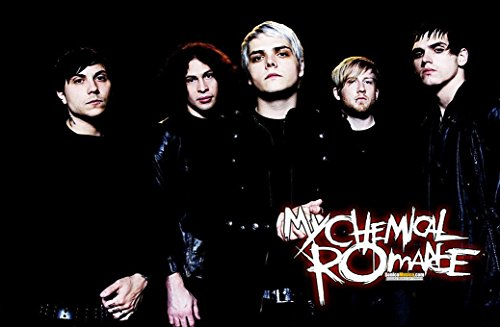 My Chemical Romance poster 36 inch x 24 inch / 20 inch x 13