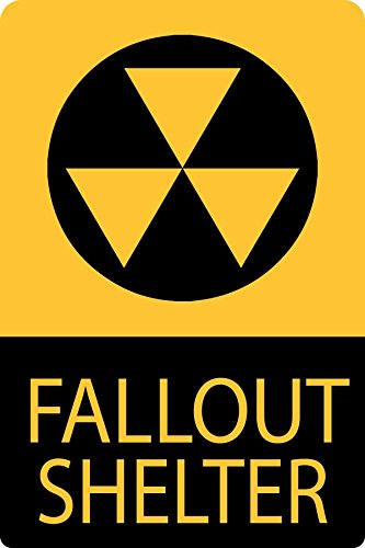 - Replica Vintage Fallout Shelter 8