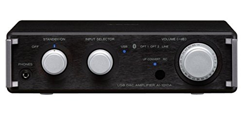 Teac AI 101DA B Integrated Amplifier Black