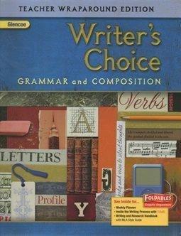Writers Choice Grammar and Composition Teacher Wraparound Edition (Grade 6)